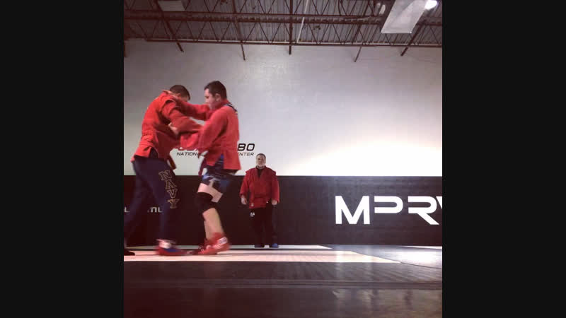 Foot sweep