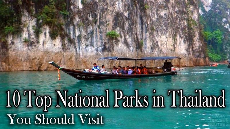 10 Top National Parks in Thailand You Should Visit
