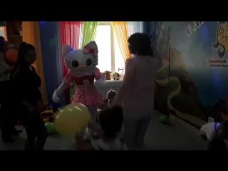 Минни Диско  для малышей в игрово комнате