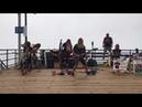 RAINBOW IN THE DARK LILIAC Live Cover on Santa Monica Pier