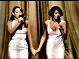 Whitney Houston & Mariah Carey - When You Believe (live Oscar 1999)