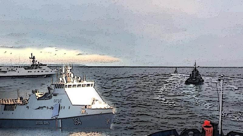 Кремль зачищает военных, участвующих в захвате кораблей ВСУ в Азове
