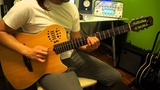 Cherokee - Charlie Parker Solo 1 Chorus Guitar. With transcription