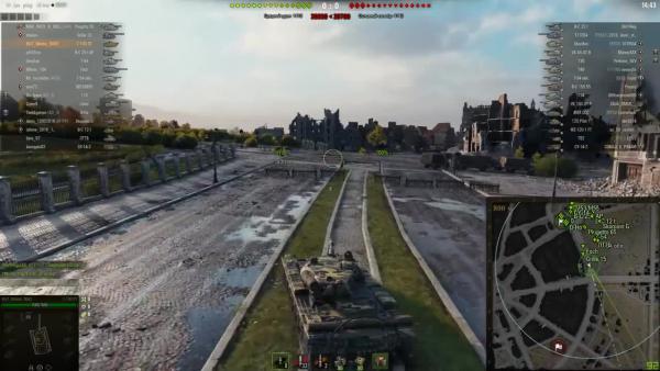 World of Tanks Руинберг дома сносят ямы строят Вызывайте врача Несите подорожник в К0