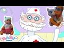 Игрушки Заболели \ Беби Борн \ Литл Пони \ Играем в Доктора \ София Доктор \ для Детей 2-4 года