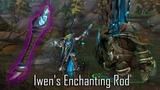Iwen's Enchanting Rod