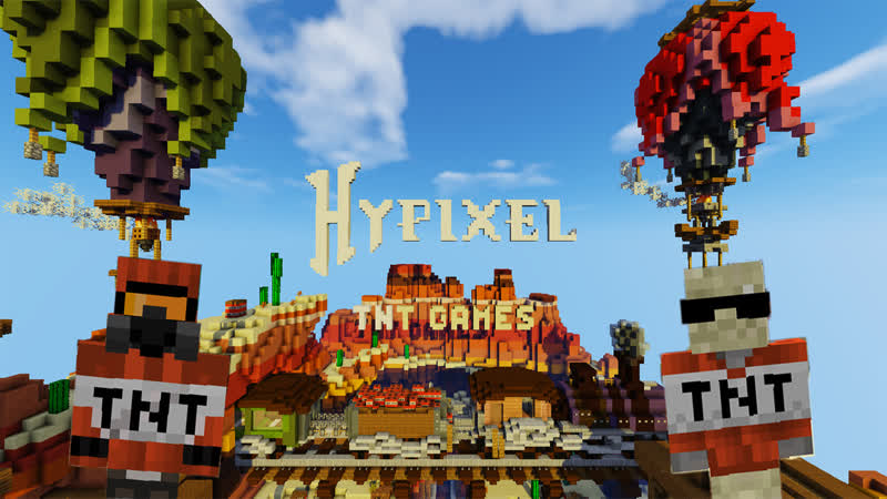 💣САМЫЙ ЛЁГКИЙ МИНИГЕЙМ Я ЗАНЯЛ 1 МЕСТО Minecraft TNT RUN💥