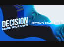 Decision Song Contest - 5   Recap All Songs   Semi - Final 2