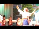фольклорный танцевальный коллектив Balkan (Болгария)