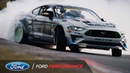 Ford Mustang Drifts the Nurburgring with Vaughn Gittin Jr Ford Performance