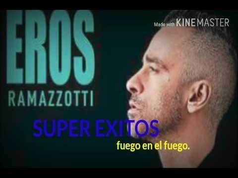 Música ♥ Eros Ramazzotti súper éxitos. Mix
