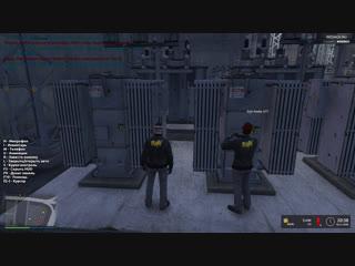 GTA V RAGE.MP - Играю на RP сервере