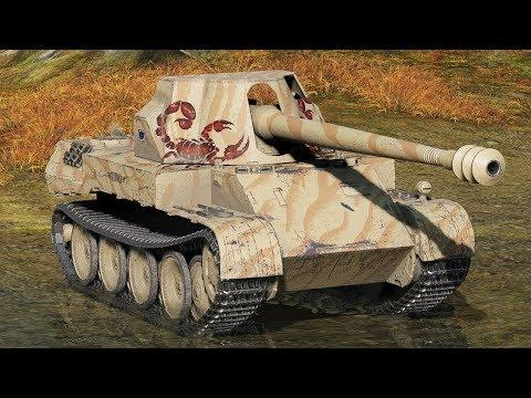 WoT Rheinmetall Skorpion G/