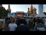 Вадим Самойлов - Как на войне (не полное видео). Наши в городе