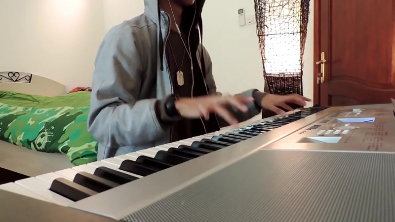 Eminem - Stronger Than I Was [Piano Instrumental Cover]