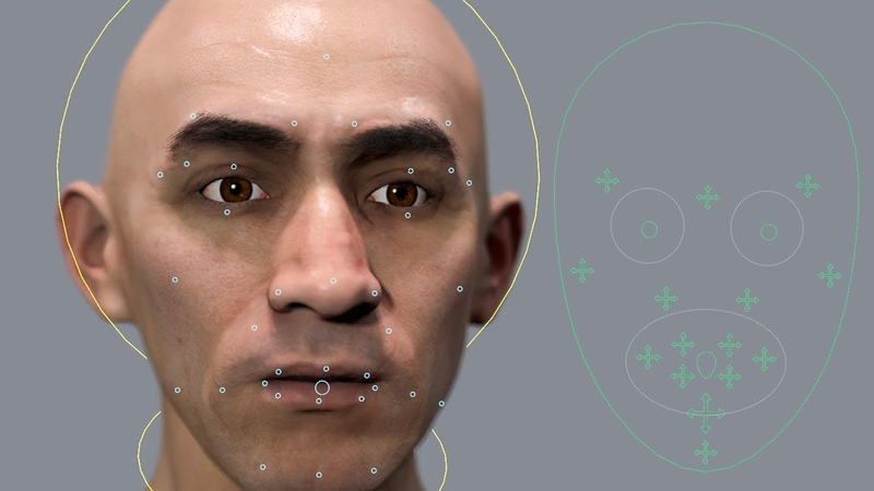 Facial Setup Overview | FACS based Facial Rig Demo