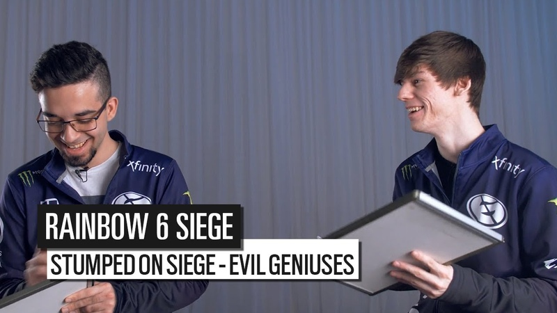 Stumped on Siege Evil Geniuses