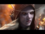World of Warcraft Battle for Azeroth Кинематографический трейлер BlizzCon 2017 RU
