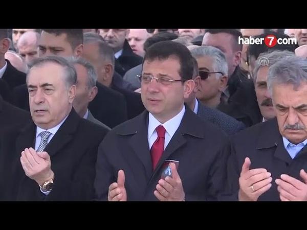 Cumhurbaşkanı Erdoğan ve Ekrem İmamoğlu cenaze töreninde bir arada haberler282