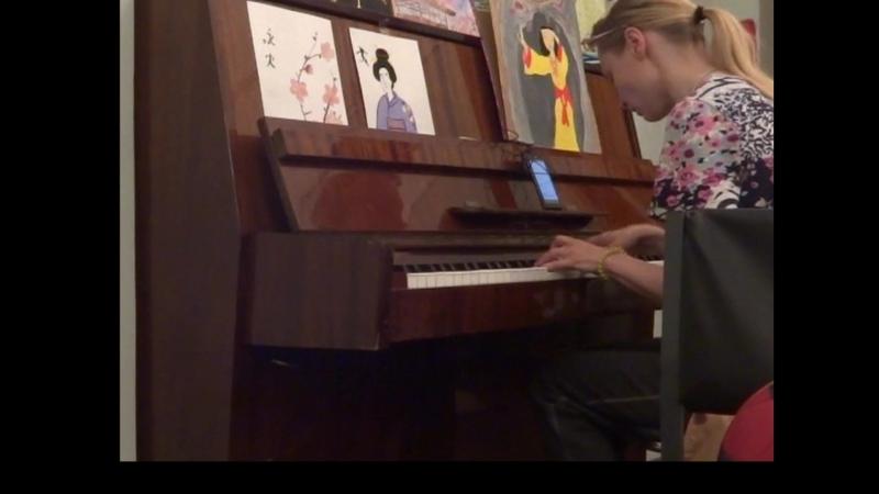 Al*Caσσάnδρa - Выше всякого имени (piano voice cover Краеугольный Камень - маленькое прославление)