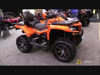 2019 CfMoto C-Force 800 XC Recreational ATV - Walkaround - 2018 Toronto ATV Show