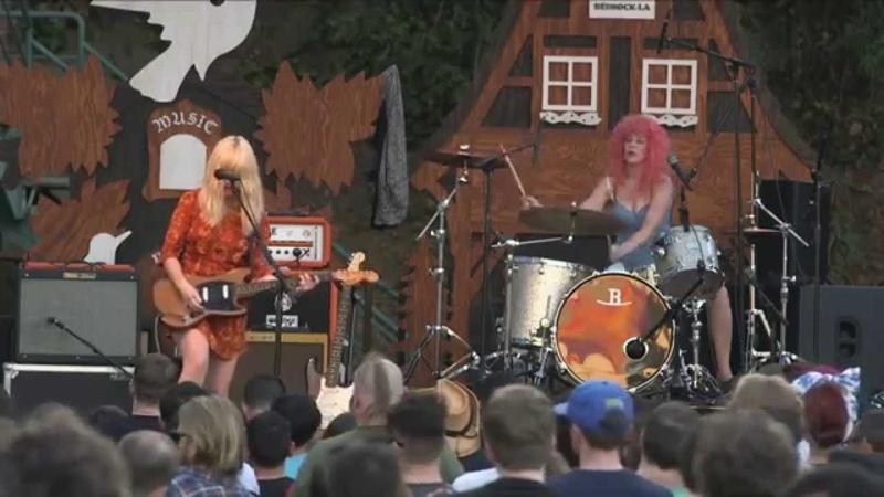Deap Vally LIVE [at BEDROCKtoberfest] - WEBCAST REPLAY