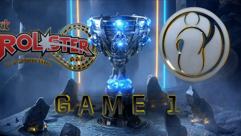 KT vs. IG Must See | Плей-офф Игра 1 Worlds Quarterfinal 2018 | KT Rolster vs. Invictus Gaming