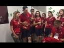 MEO volunteers VLG