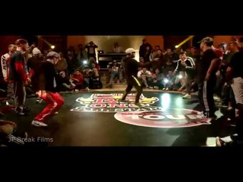 Bboy Lilou vs Maghreb Gladiators ★ Battle 2018