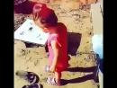 Тосно на даче 😜 купаемся 👙