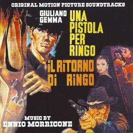Ennio Morricone альбом Una pistola per Ringo & Il ritorno di Ringo