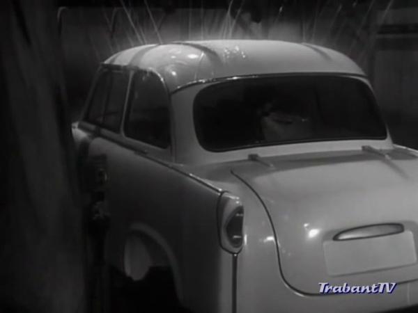 Erinnerungen an den Trabant 500