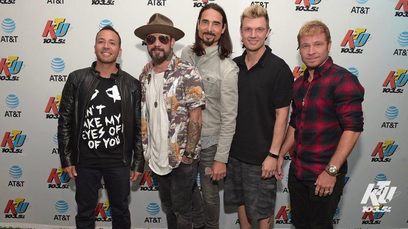 Backstreet Boys Interview With Wendy Wild