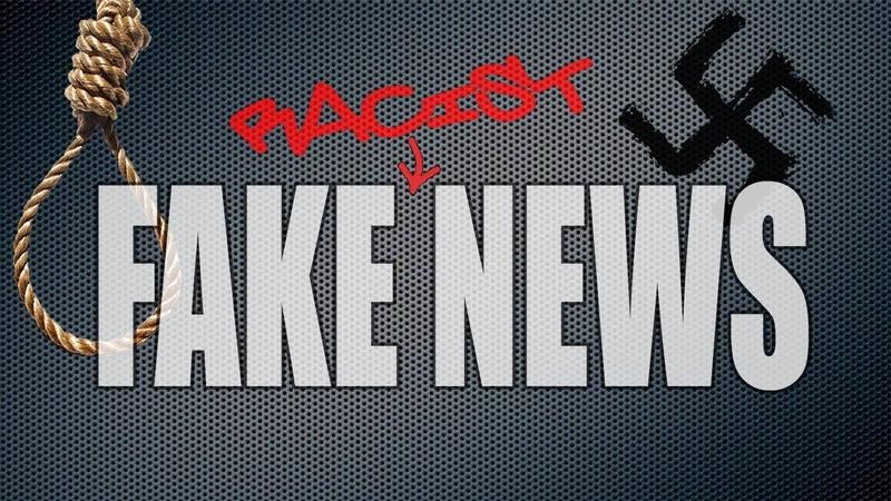 Leftists Love Fake Hate Crimes (Fake Racist News)