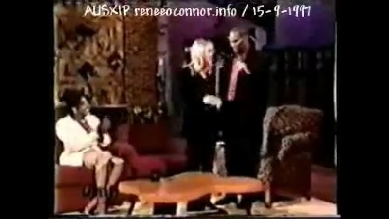 Renee O'Connor Doing the Gabrielle Rap 15 September 1997