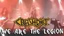 Crashdiet We Are The Legion