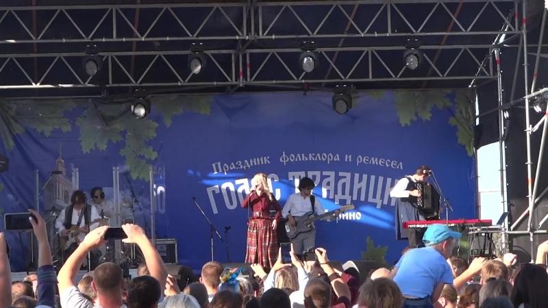 Пелагея - Валенки в Хирино 2018 05