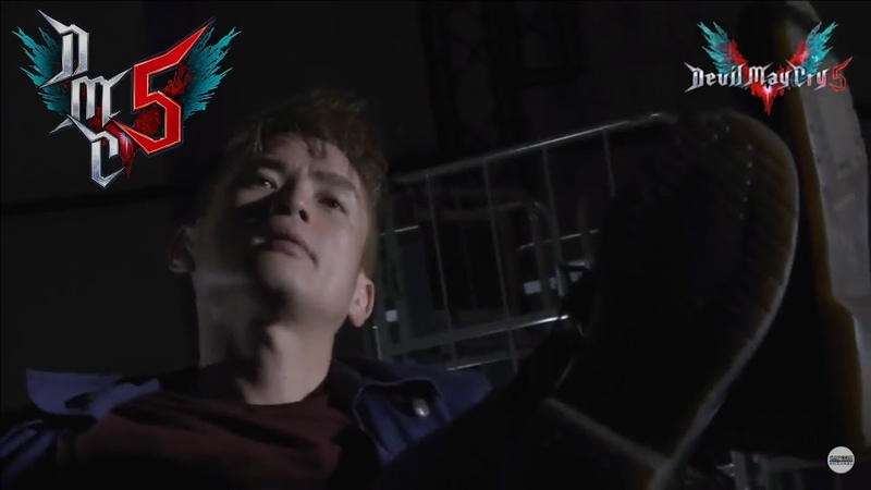 Devil May Cry 5 Capcom TV Video Storyboard Live Action trailer