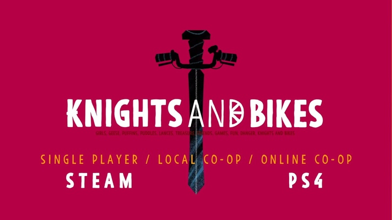 Double Fine Presents Knights And Bikes E3 2018 Trailer
