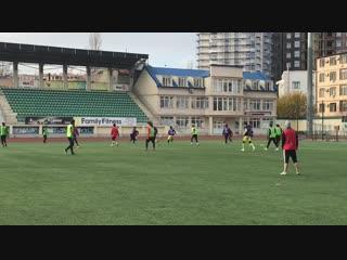 Тренировка ФК
