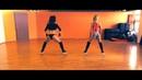 Twerk Яркий танцевальный номер в стиле тверкинга Зажигательный Танец Получилось