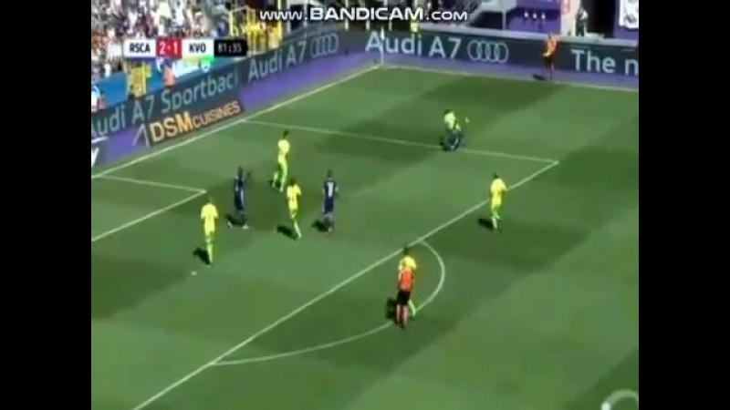 Anderlecht vs Oostende 5-2 All Goals 2018 Alle Tore Buts
