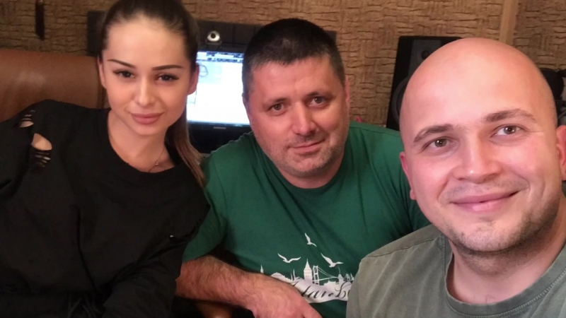 Ablyaz Dzhemil-Gerey ve Raziye Seytablaeva- Seni Sevdim