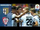 Parma vs Cagliari _ Comfortable Home Win for Parma _ Serie A