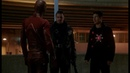 Flash, Arqueiro e Nuclear vs Flash Reverso - DUBLADO PT-BR HD The Flash 1x22
