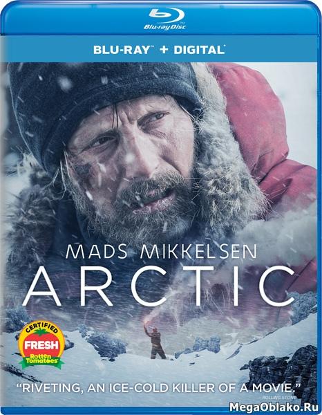Затерянные во льдах / Arctic (2018/BDRip/HDRip)