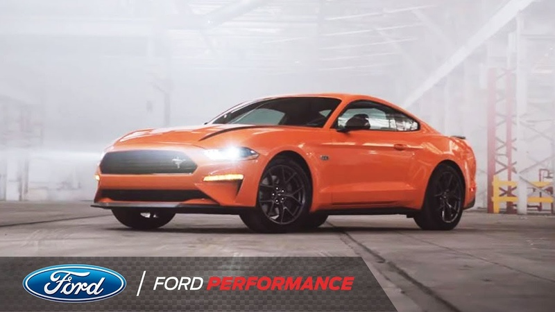 2020 Mustang 2 3L High Performance Package Ford Performance