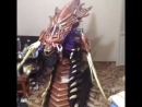 Hydralisk from StarCraft by Lossenauro.