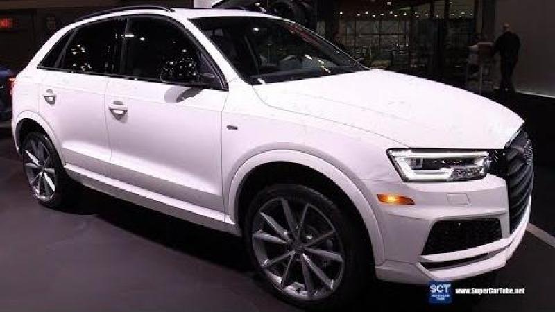 2018 Audi Q3 2.0T Quattro - Exterior and Interior Walkaround - 2018 New York Auto Show