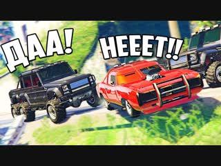 FRESH GTA 5 COPS ROBBERS - НЕПОБЕДИМАЯ МАШИНА ПРОТИВ ГЕЛИКА 6х6! ПОГОНЯ НАРУШАЯ ВСЕ